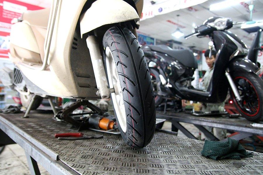 lốp xe máy chengshin
