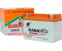 Ắc quy xe Shaphire Habaco