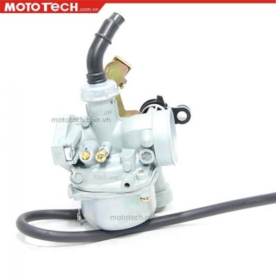 Bộ chế hòa khí xe Wave RS100 chính hãng Honda