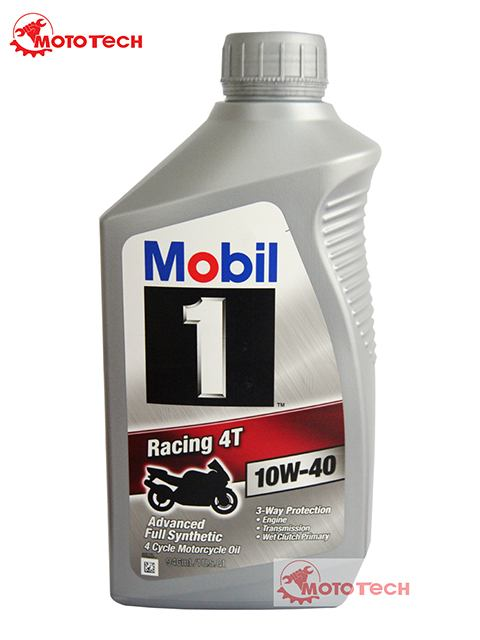 nhớt mobil 1 racing cho exciter 150