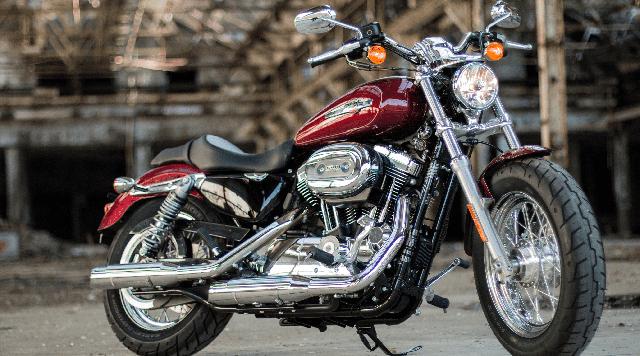 lốp xe máy michelin cho xe Harley