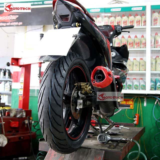 lốp xe máy pirelli Angel City