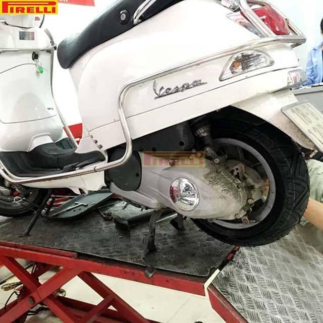 lốp pirelli cho xe vespa
